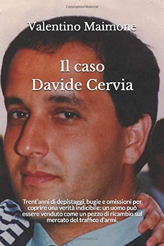 Presentazione libro - Il caso Davide Cervia - Maimone