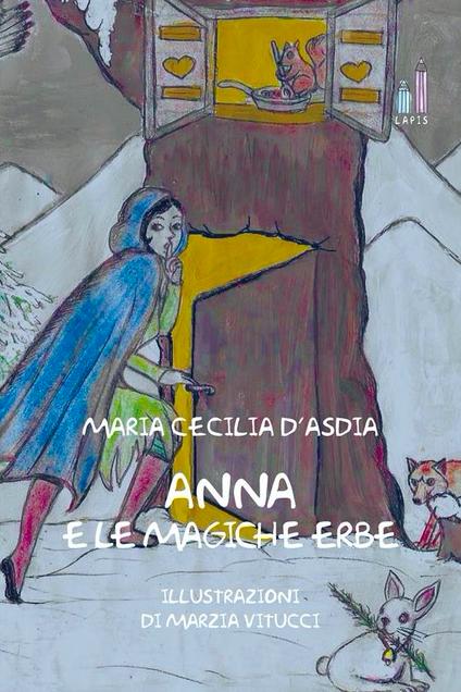 presentazione libro-anna e le magiche erbe-maria cecilia d'asdia-eli libreria indipendente