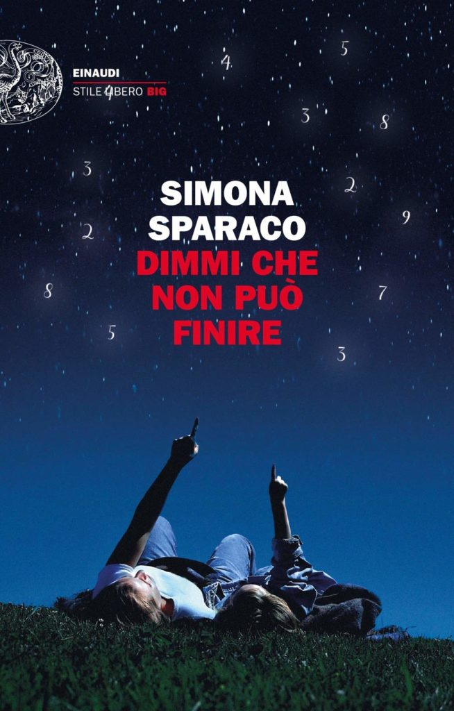 Copertina del libro-Dimmi che non può finire-Simona Sparaco