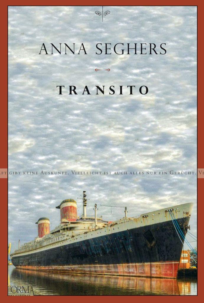 Copertina del libro-Transito-Anna Seghers