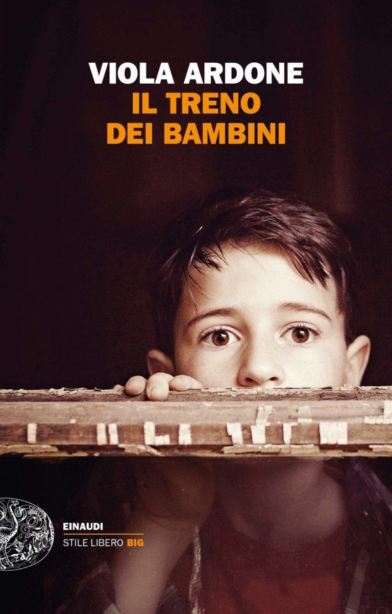 Copertina libro-Il treno dei bambini-Viola Ardone-ELI libreria indipendente