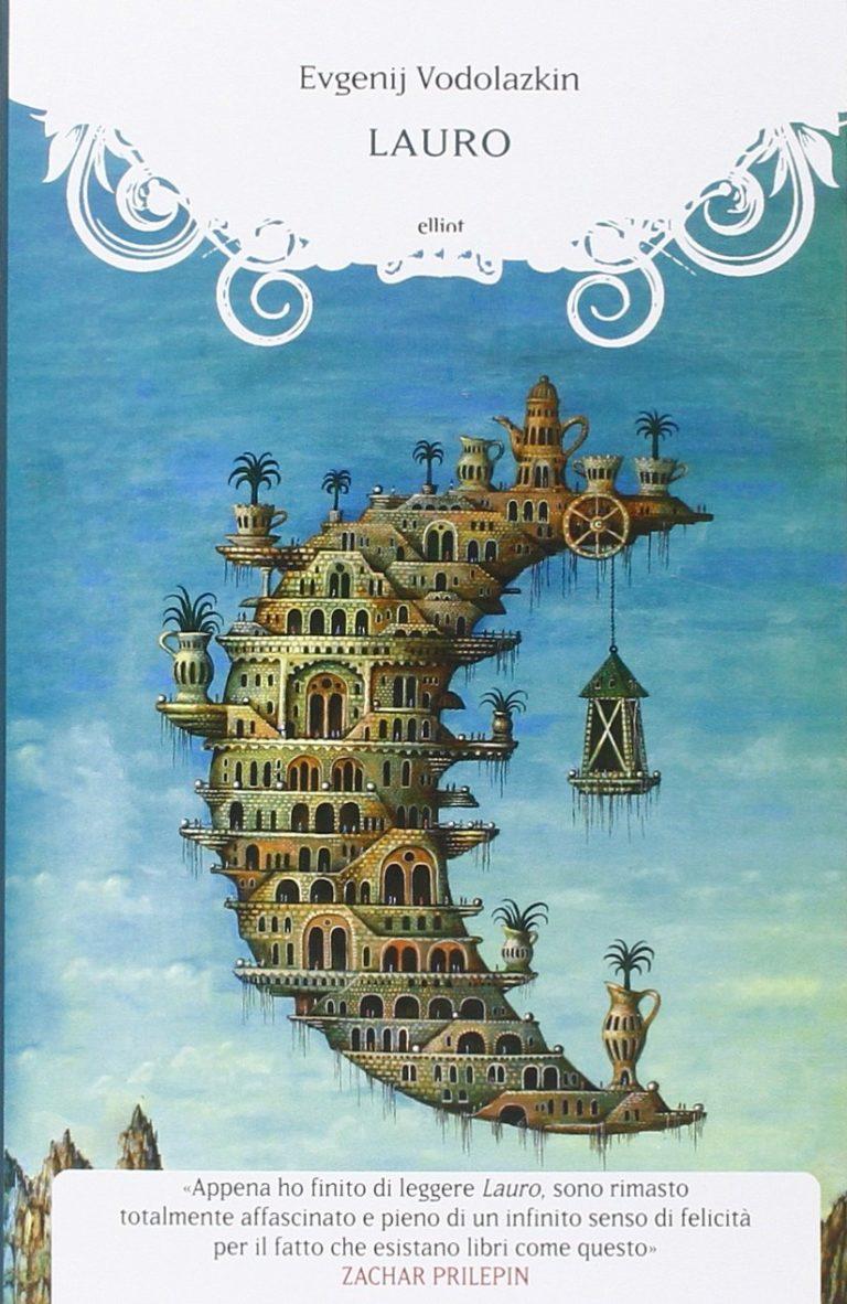 Copertina libro-Lauro-Evgeij Vodolazkin-ELI libreria indipendente