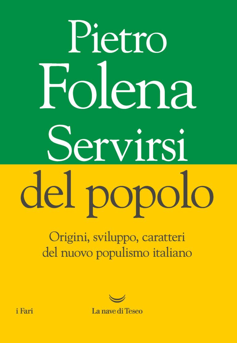 Copertina libro-servirsi del popolo-pietro folena-eli libreria indipendente