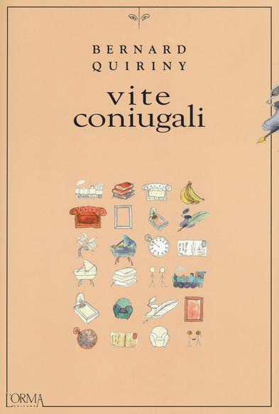copertina libro-vite coniugali-quiriny bernard-eli libreria indipendente
