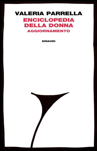 copertina libro-enciclopedia della donna-valeria parrella-eli libreria indipendente
