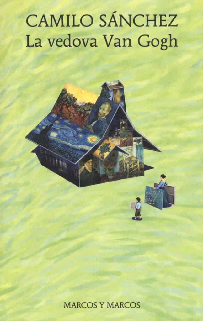 la vedova van gogh-camillo sanchez-consiglio di lettura-eli libreria indipendente